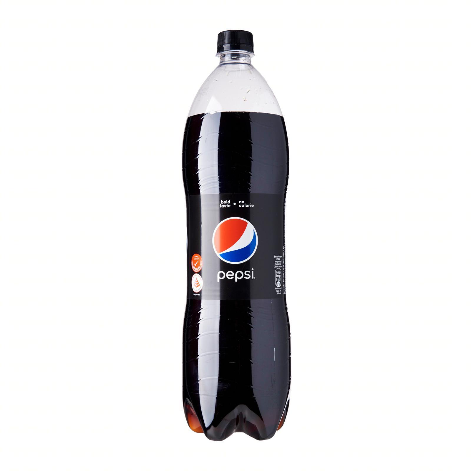 Pepsi Black 1.5 L