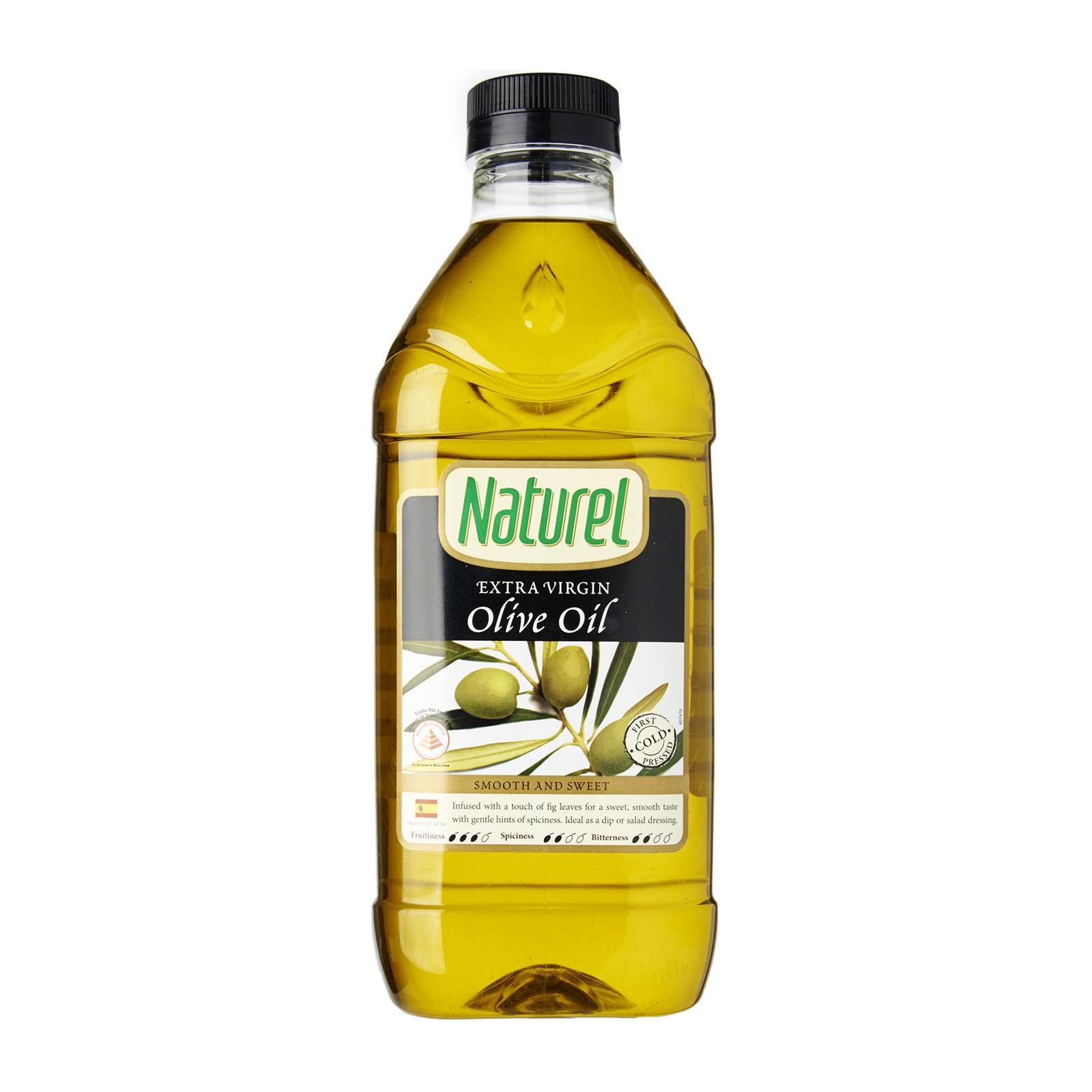 Naturel Extra Virgin Olive Oil By Redmart.