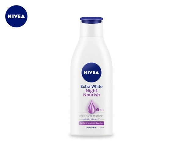 Buy (BUNDLE of 3) NIVEA Night Nourish Lotion ( 3 x 100ML) Singapore