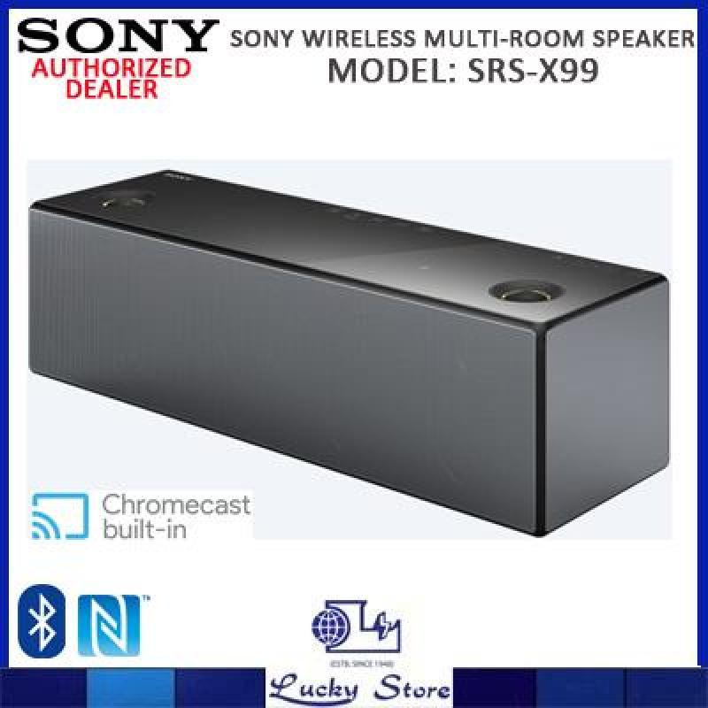 SONY WIRELESS MULTI ROOM SPEAKER SRS-X99 Singapore