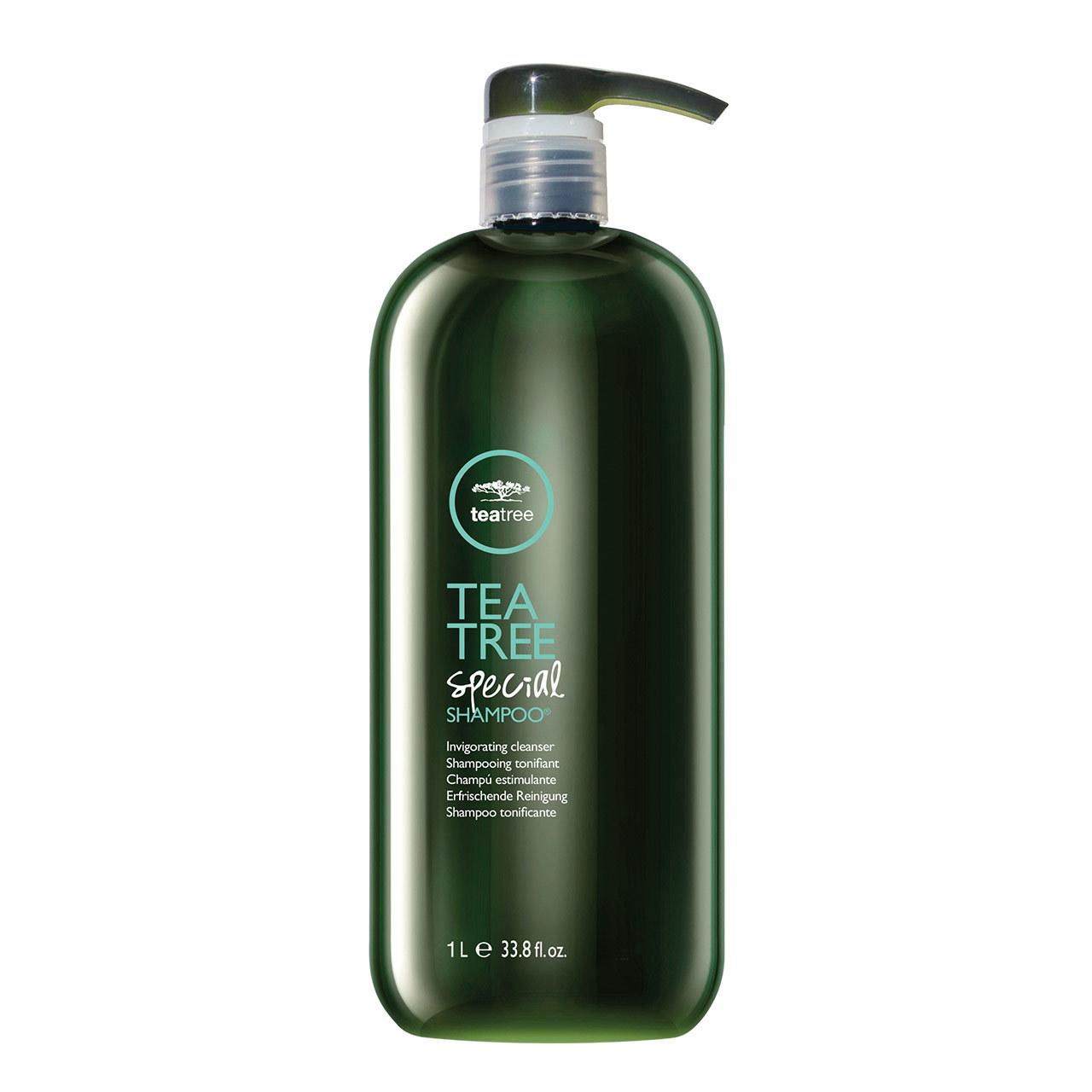 Paul Mitchell Tea Tree Special Shampoo 1000ml Invigorating Cleanser (expiry: May 2022) By Beautifullymade.