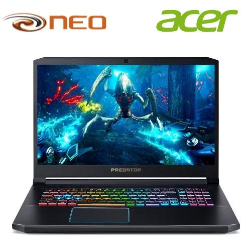 Acer Predator Helios 300 PH317-53-78JH 17.3  FHD IPS 144MHz 8GB x 2 Ram RTX 2060 (6GB)