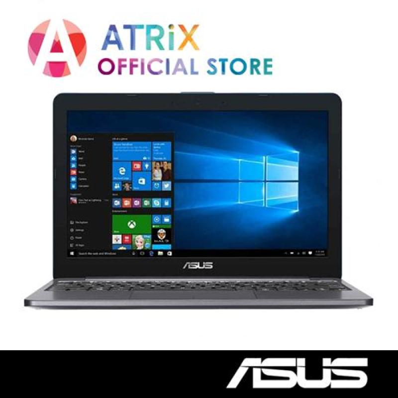 ASUS Vivobook E203MA-FD016TS | Grey | Free Office365 | Intel Celeron N4000 | 4GB RAM | 64GB eMMC | 1Y ASUS Warranty | Ready Stock,Ship today