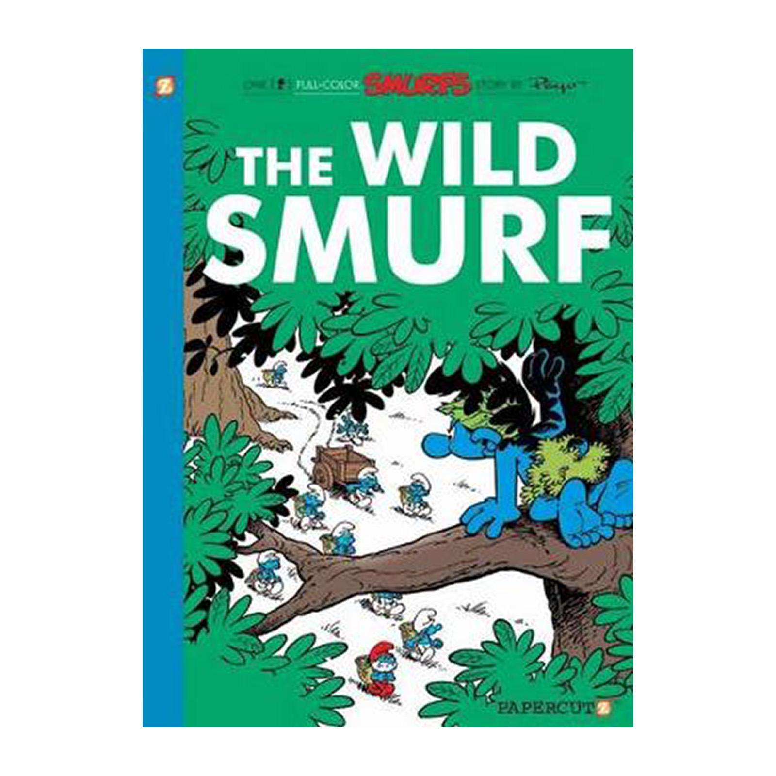 Smurfs #21:  The Wild Smurf (Paperback)