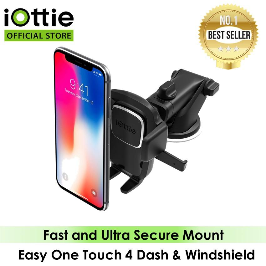 sports shoes 01f68 c7d4e iOttie One Touch 4 Dash and Windshield Mount