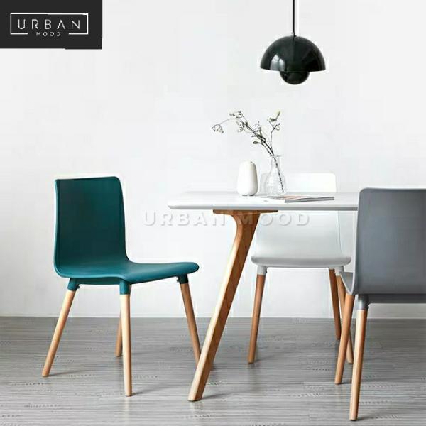 [Pre-Order] MARTIN Minimalist Dining Chair