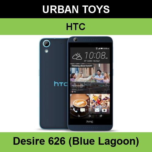 BRAND NEW Local Singapore Set HTC Desire 626 Full Set / Blue Lagoon / 1GB  RAM + 16GB ROM / Expandable Storage / No Warranty