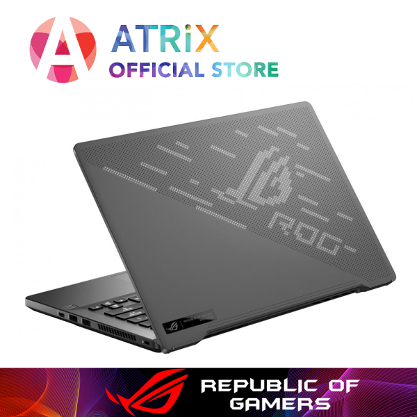 [AUG]ROG Zephyrus G14 GA401 | 1.7Kg | Ryzen7 4800HS (8cores, 16threads,4.2Ghz) | GTX1650Ti DDR6 | 14inch FHD 120hz | 16GB RAM | 1TB PCIE SSD | Win 10 Home | 2Ys ASUS Warranty | 玩家国度 幻14 | GA401II-GTX1650Ti | Stock available on August