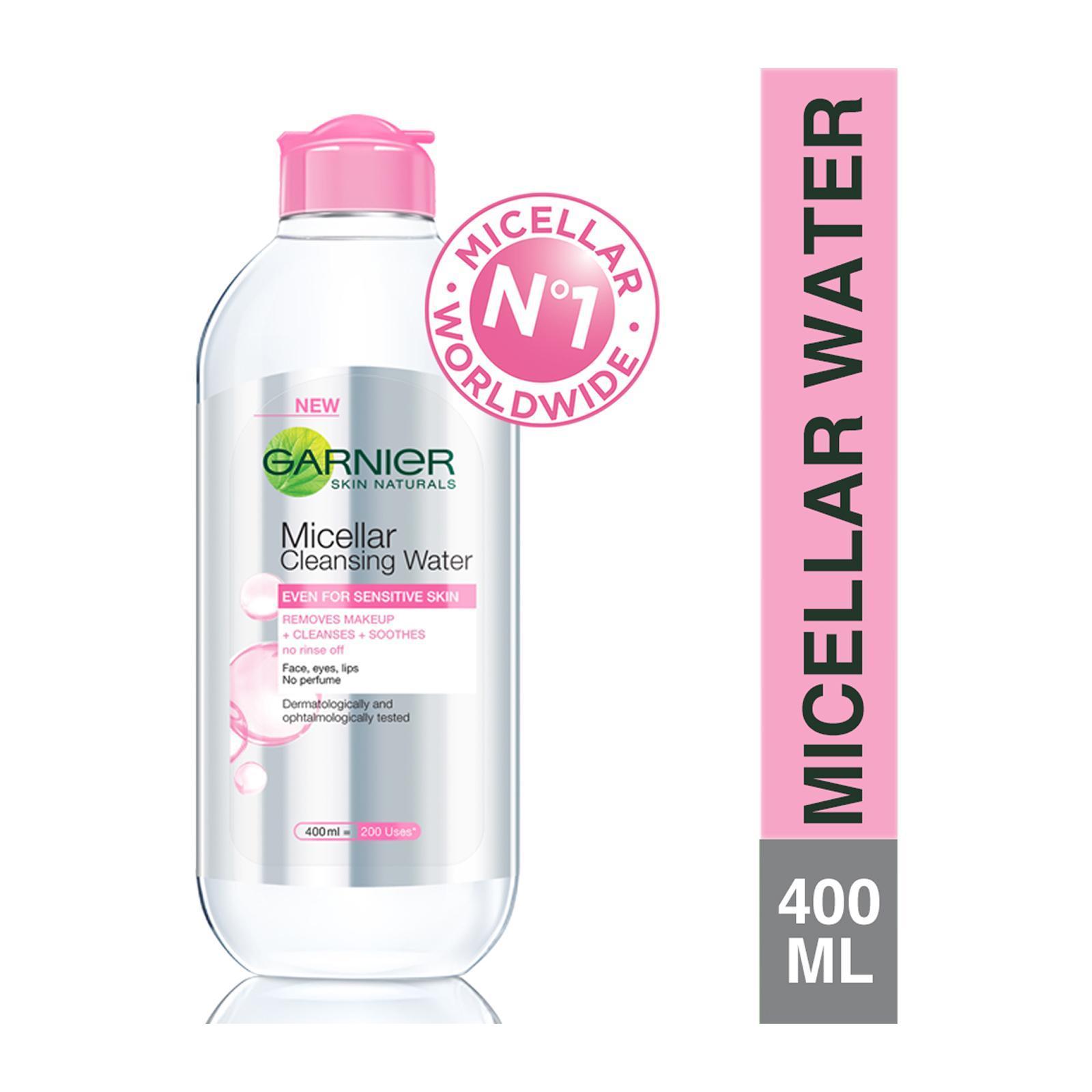 Garnier Micellar CleansIng Water PInk