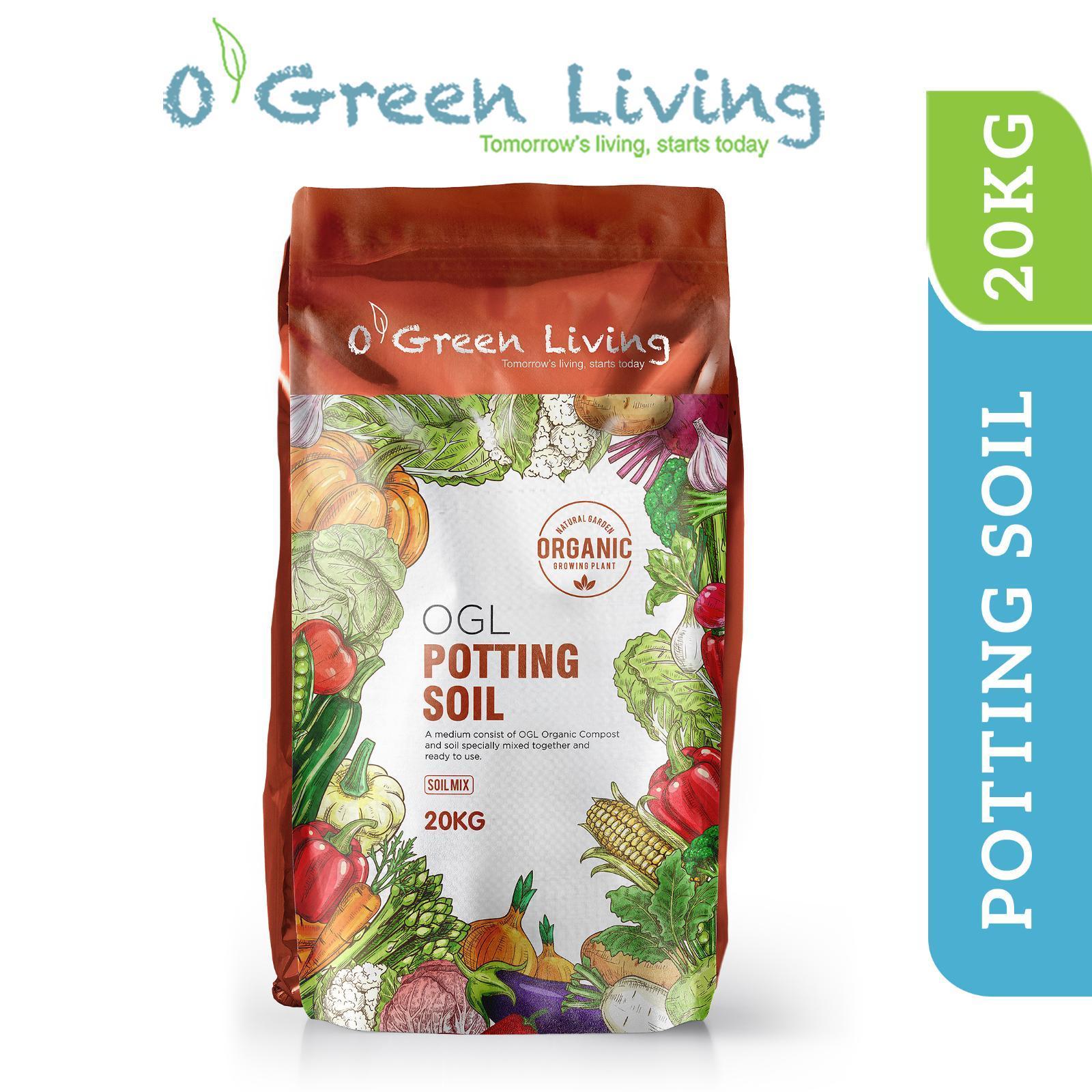 Ogreenliving OGL Potting Soil (20KG)