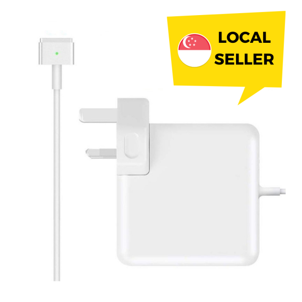 Replacement Wall Charger for Macbook Air / Pro - T Shape [45W, 60W, 85W]