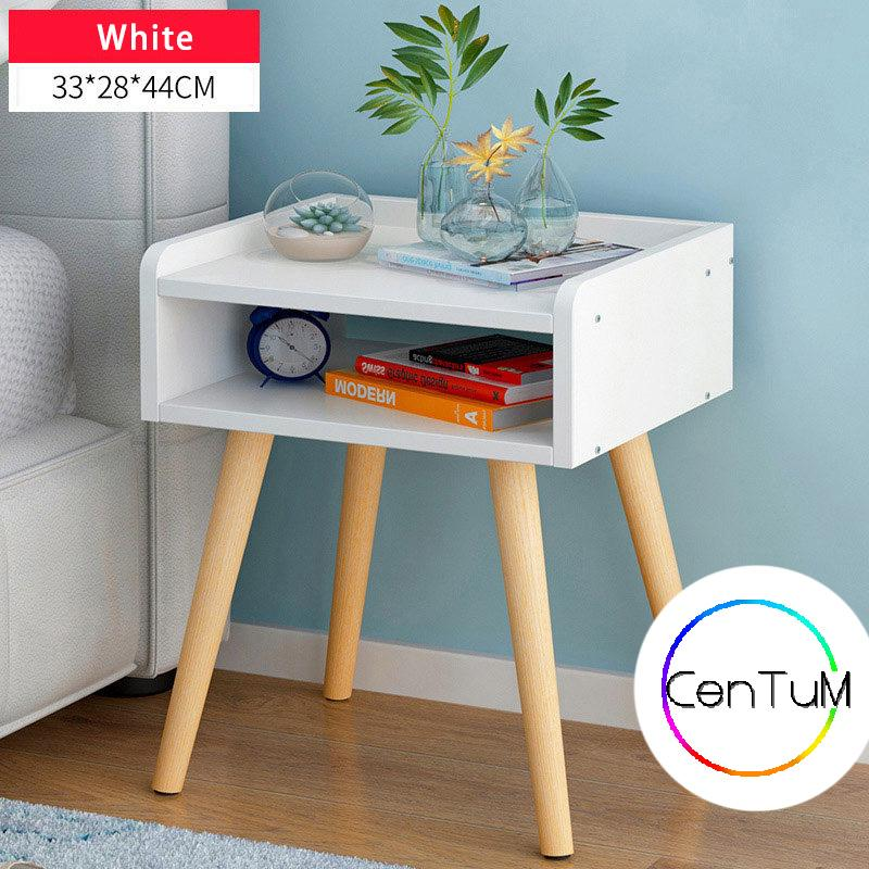ZUHO bedside table organisation classy simple stylish nordic timeless man woman home owner hdb condo white