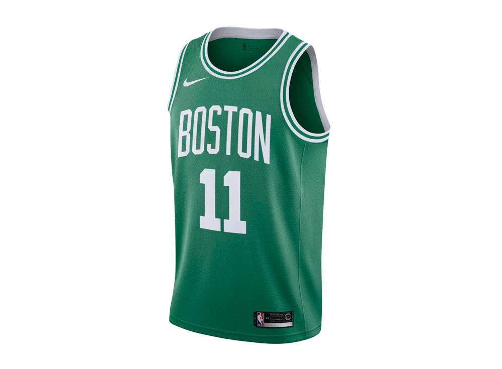 0b6474b35f384 Nike Kyrie Irving Icon Edition Swingman 864461-321 Boston Celtics Mens NBA  Jersey