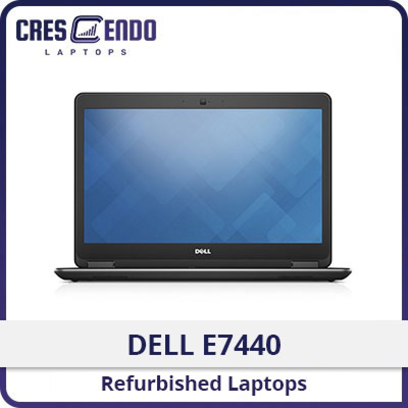 [Refurbished] DELL E7440: i7 4th gen 8GB RAM 240GB SSD Win10 Touchscreen