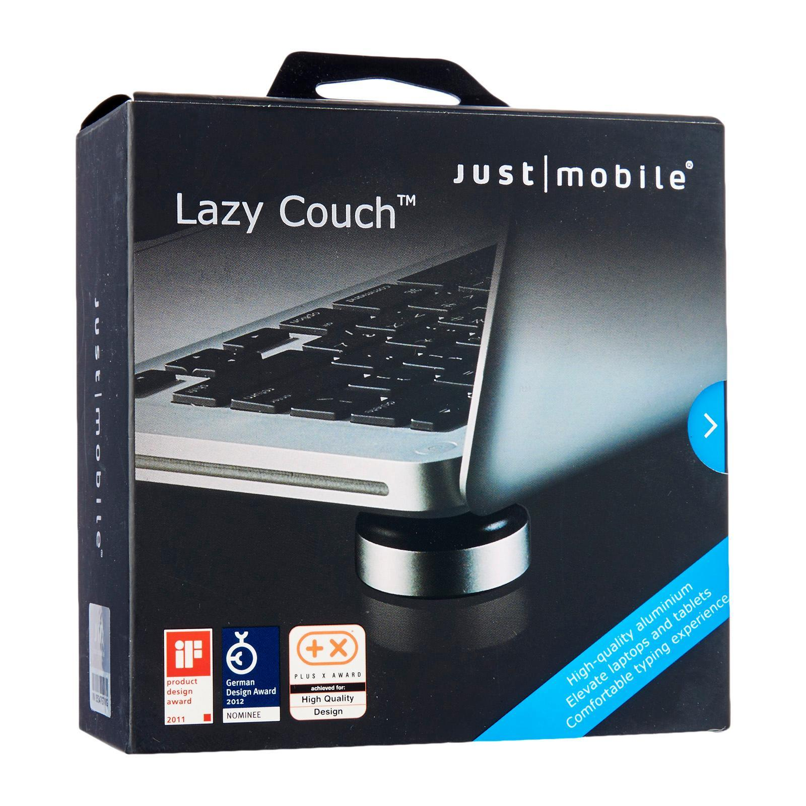 Just Mobile Lazy Couch Portable Laptop Stand