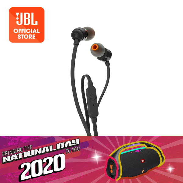 JBL T110 In ear headphones Singapore