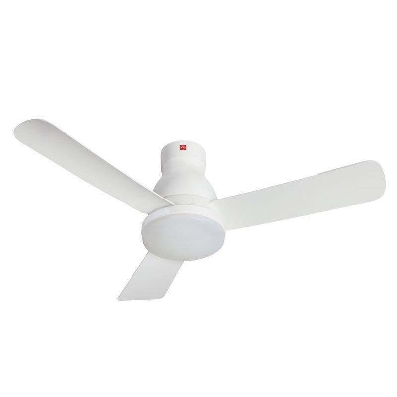 """KDK U48FP 48"""" DC Motor Ceiling Fan with LED Light and Remote"""
