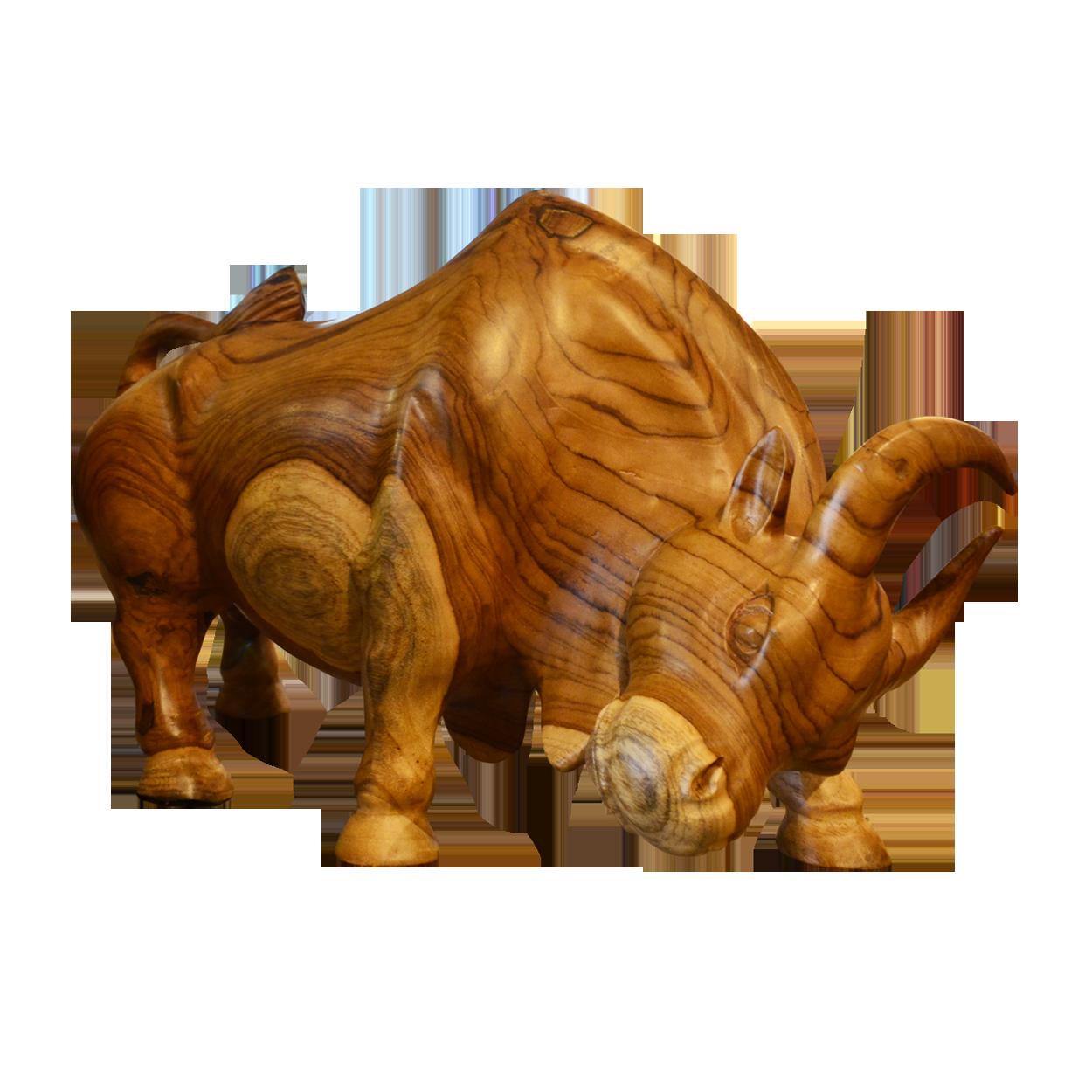 D113 - Bull Display- Suar