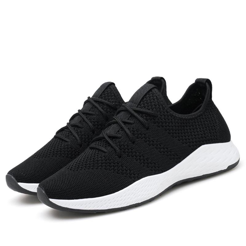 Bảng giá Mens Running Shoes Red Mesh Breathable Male Shoes Lace Up Sneakers adult male tennis Sports Shoes