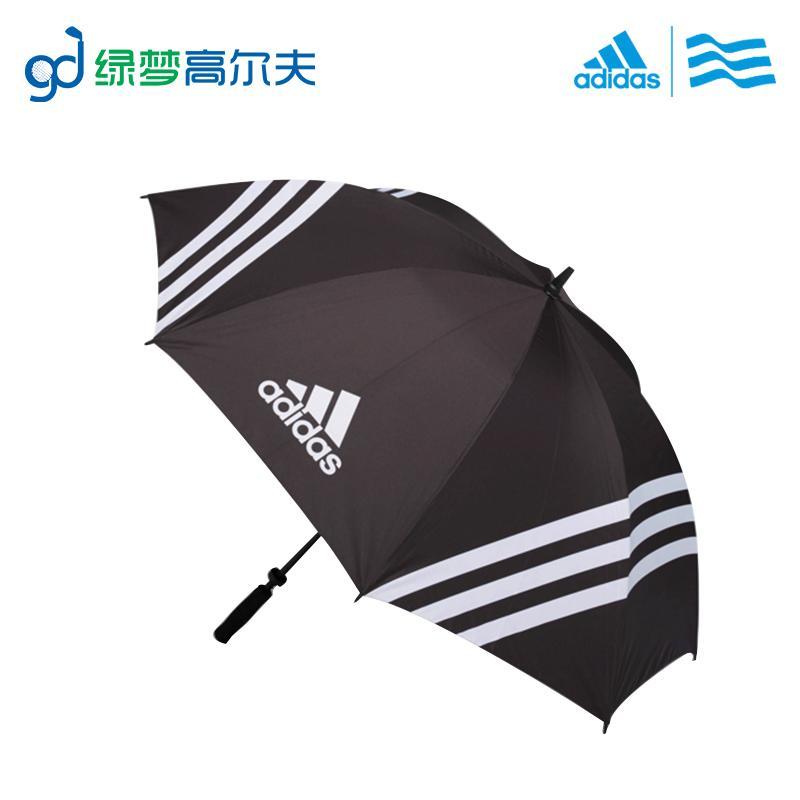 00ec14f0942e7 Adidas Golf Umbrella Golf Men And Women Rain Or Shine Dual Purpose Umbrella  Fashion Durable Occlusion