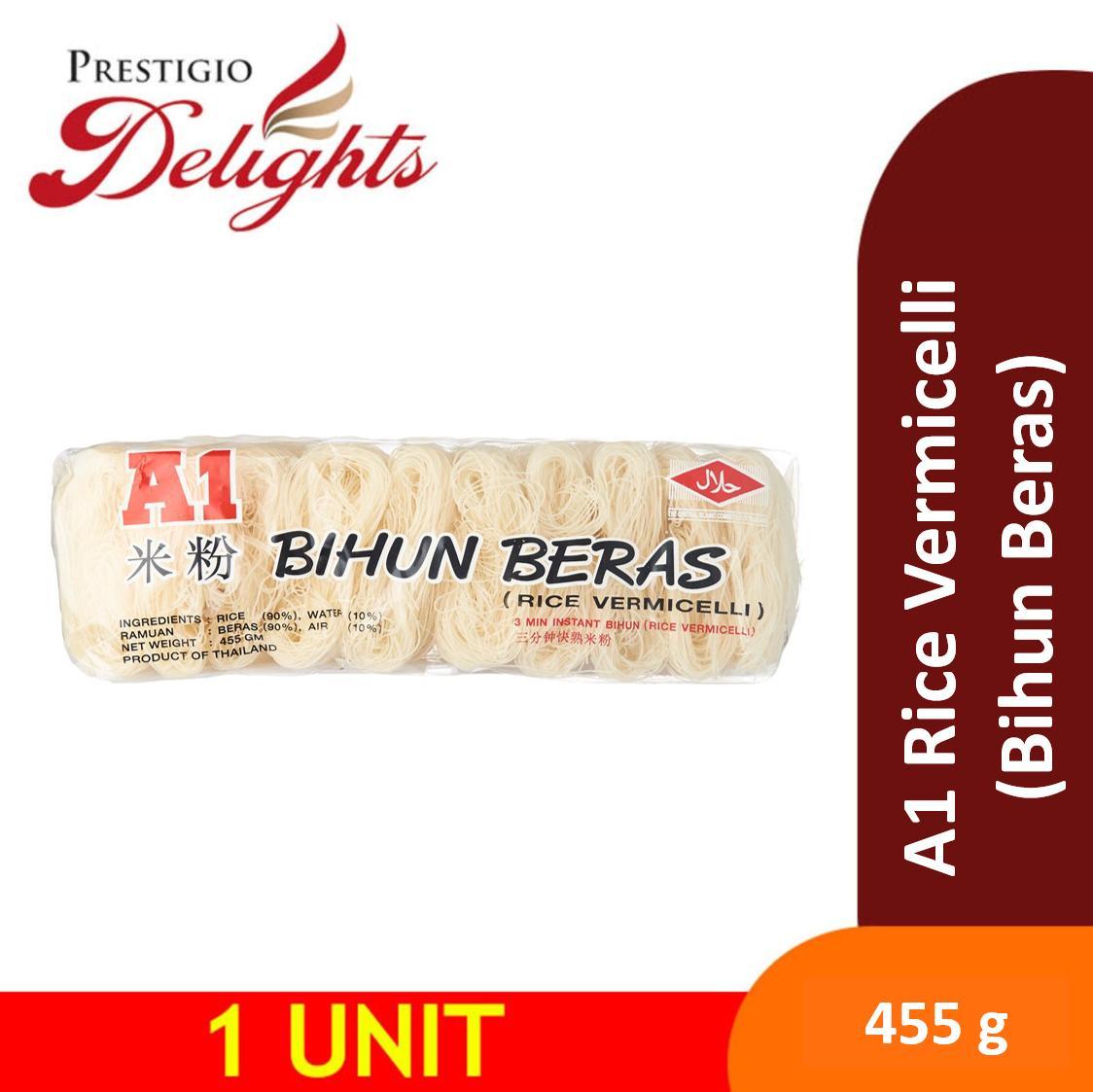 A1 Bihun Beras 45.5g By Prestigio Delights.