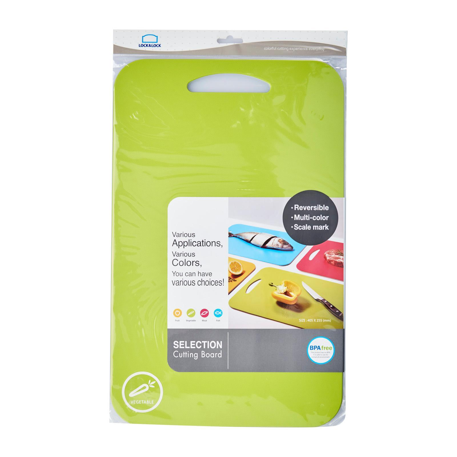 Lock and Lock Selection Cutting Board (L) - Green