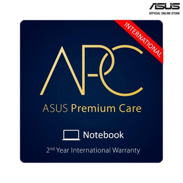 ASUS Premium Care - Notebook International Warranty (1 Years Standard + 1 Year Extension)