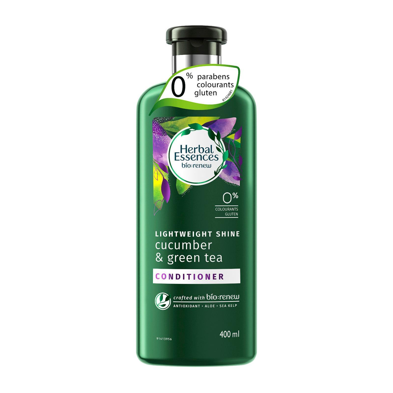 Herbal Essences Bio:Renew Lightweight Shine Cucumber and Green Tea Conditioner