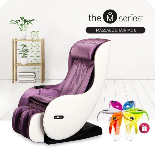 novita M series® Massage Chair MC 8 (Timeless Brown) with FOC HydroPlus® Water Pitcher NP2290