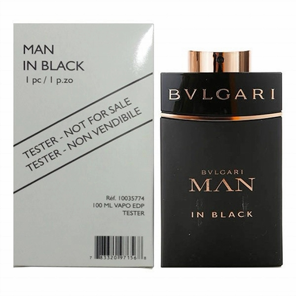 Buy Bvlgari Man In Black Eau De Parfum sp 100ml TESTER packaging Singapore