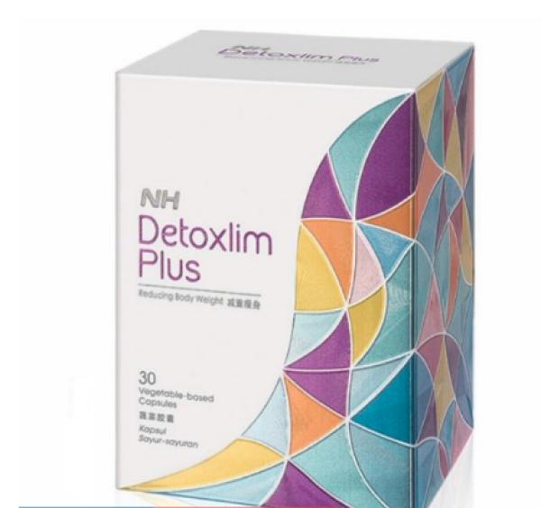 Buy NH Detoxlim Body Slimming Plus Vege Cap 30's Singapore