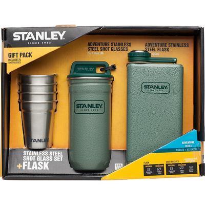 Stanley Adventure Combo Flask + Shot Glass Set (Assorted Colors)