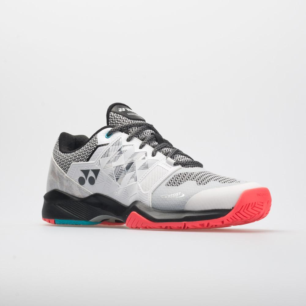 Yonex Power Cushion Sonicage White/black Tennis Shoes By Sgstringers.