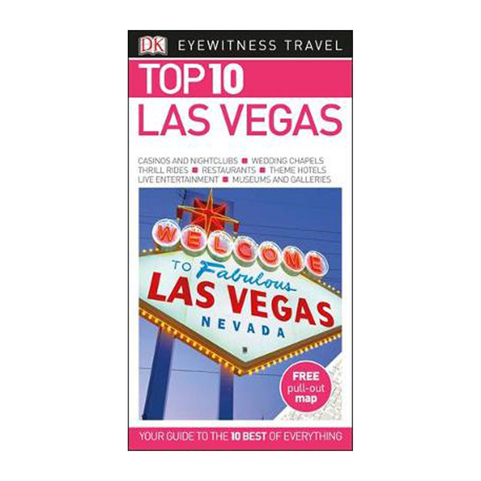 Top 10 Las Vegas (Paperback)