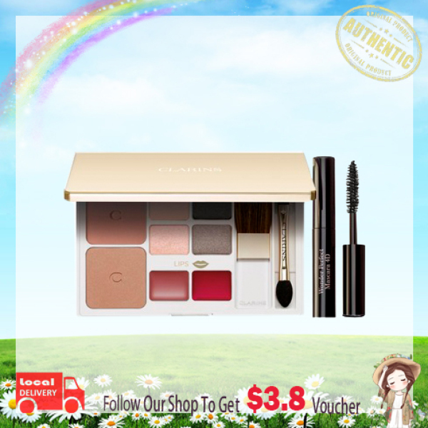 Buy Clarins   Travel Exclusive All-in-One Make Up Palette Singapore