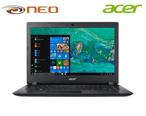 Acer Aspire 3 A314-32-P9JN (Black) 14 Laptop
