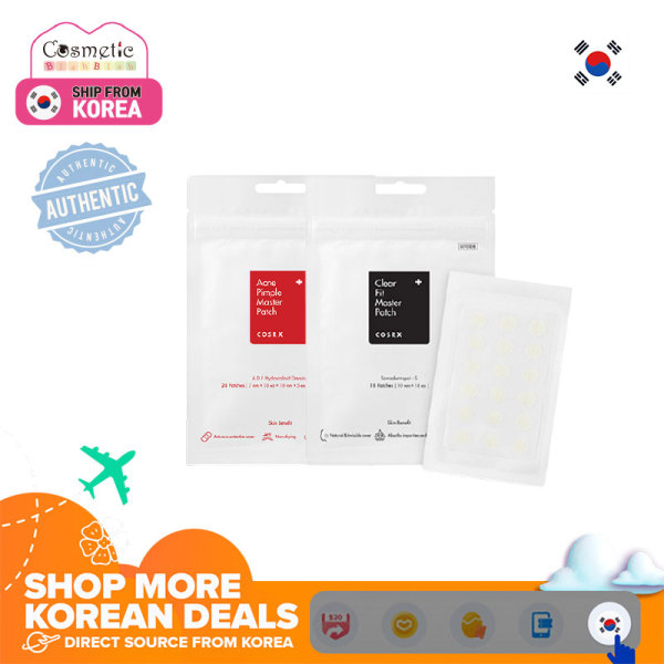Buy [COSRX] Acne Pimple Master / Clear Fit Master Patch Singapore