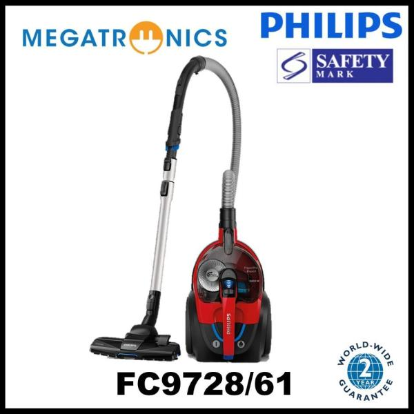 Philips FC9728 PowerPro Expert Bagless Vacuum Cleaner (2 Years World-Wide Warranty) Singapore
