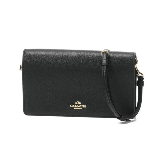 c513414de Coach HAYDEN FOLDOVER CROSSBODY CLUTCH. 87401 coach COACH bag lady LIBLK  shoulders fold