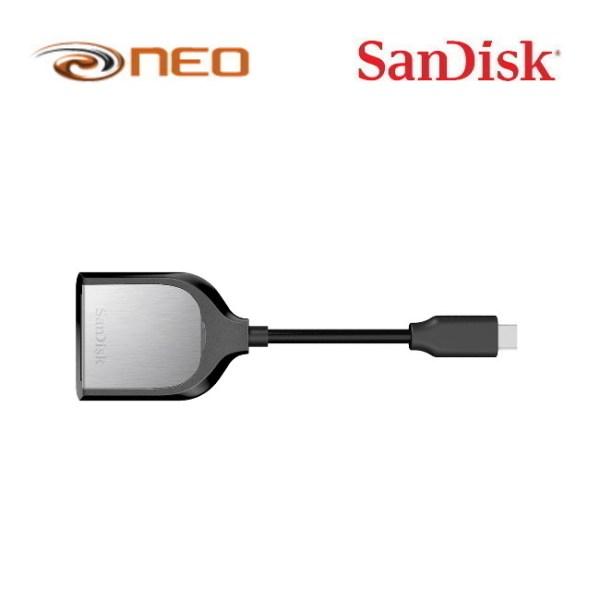 SanDisk Extreme PRO SD UHS-II USB-C Reader/Writer, 2Y