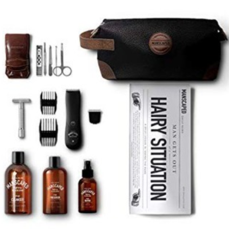 Buy Manscaped Perfect Package 2.0 Kit [ #1 BELOW-THE-WAIST GROOMING AND HYGIENE] Singapore