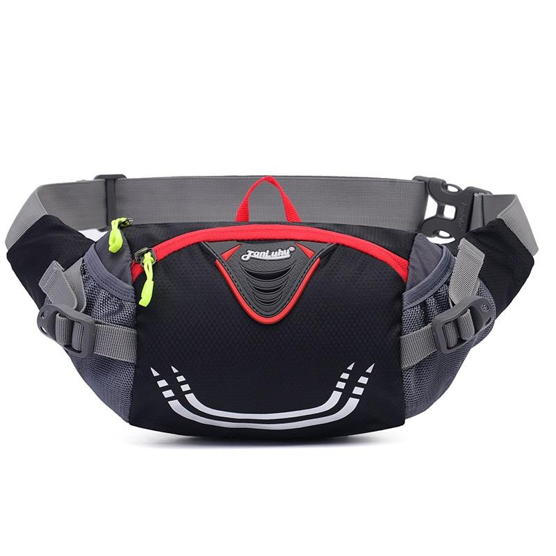 323f29782d0d Outdoor Men And Women Wallet Male Multi-functional Large Capacity Sports  Waterproof Shoulder Chest Leisure Rides Luggage Fitness Wallet