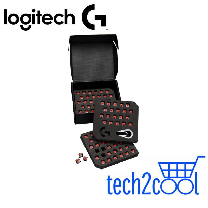Logitech G GX Red Linear Switch Kit For Pro X Keyboard Only (User Swappable Add On) Singapore