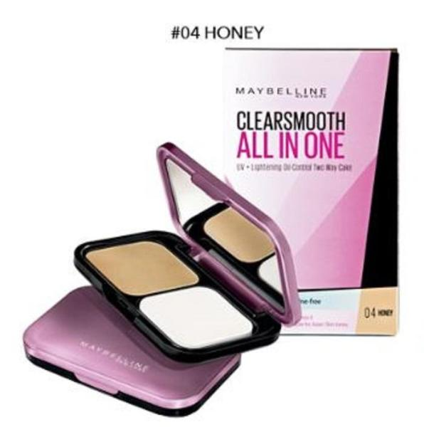 Buy ☆Authentic☆ MAYBELLINE Clear Smooth All In One Powder( New In Stock ) Singapore