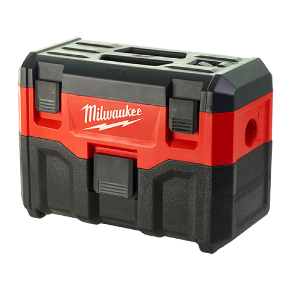 MILWAUKEE M18 Vacuum Cleaner, Wet/Dry, 7.5 Litres, Cordless, HEPA Filter (BARE TOOL) M18VC-2 / M18VC2
