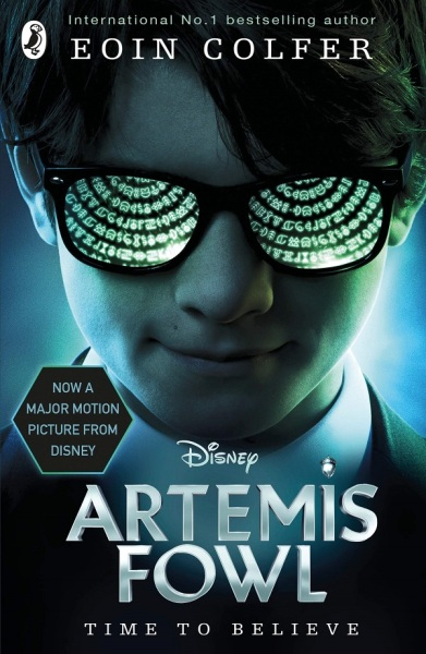 Artemis Fowl (Film Tie-In) / English Young Adult Books / (9780241387177)