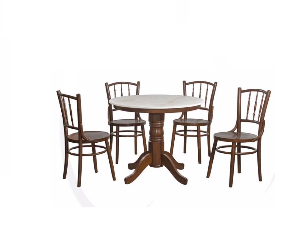 SHANGHAI 1+4 DINING SET / BREAKFAST SET / TEA SET /MEJA MAKAN / DINING ROOM