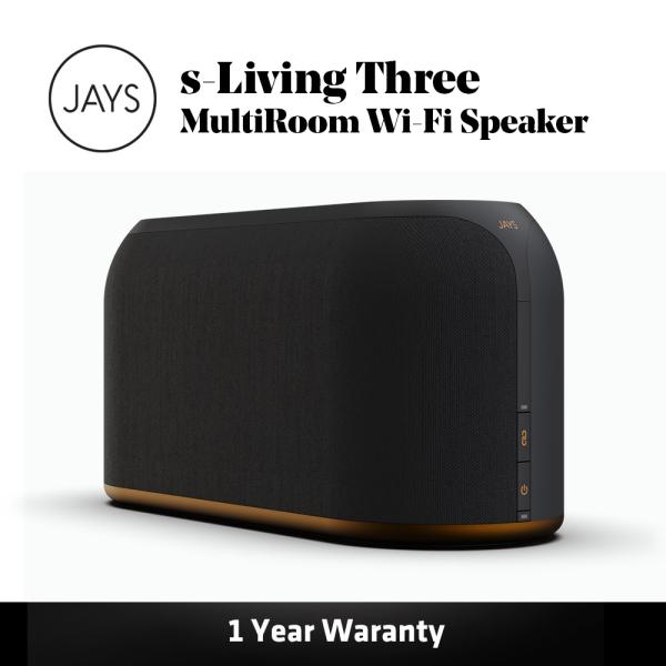 Jays s-Living Three MultiRoom Wi-Fi Speakers Singapore