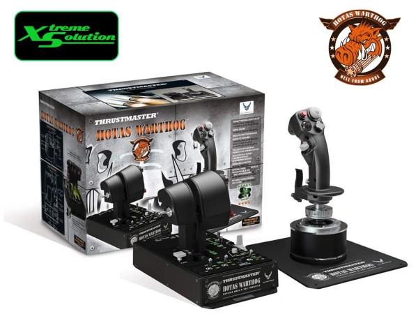 Thrustmaster Hotas Warthog (Joystick + Throttle)