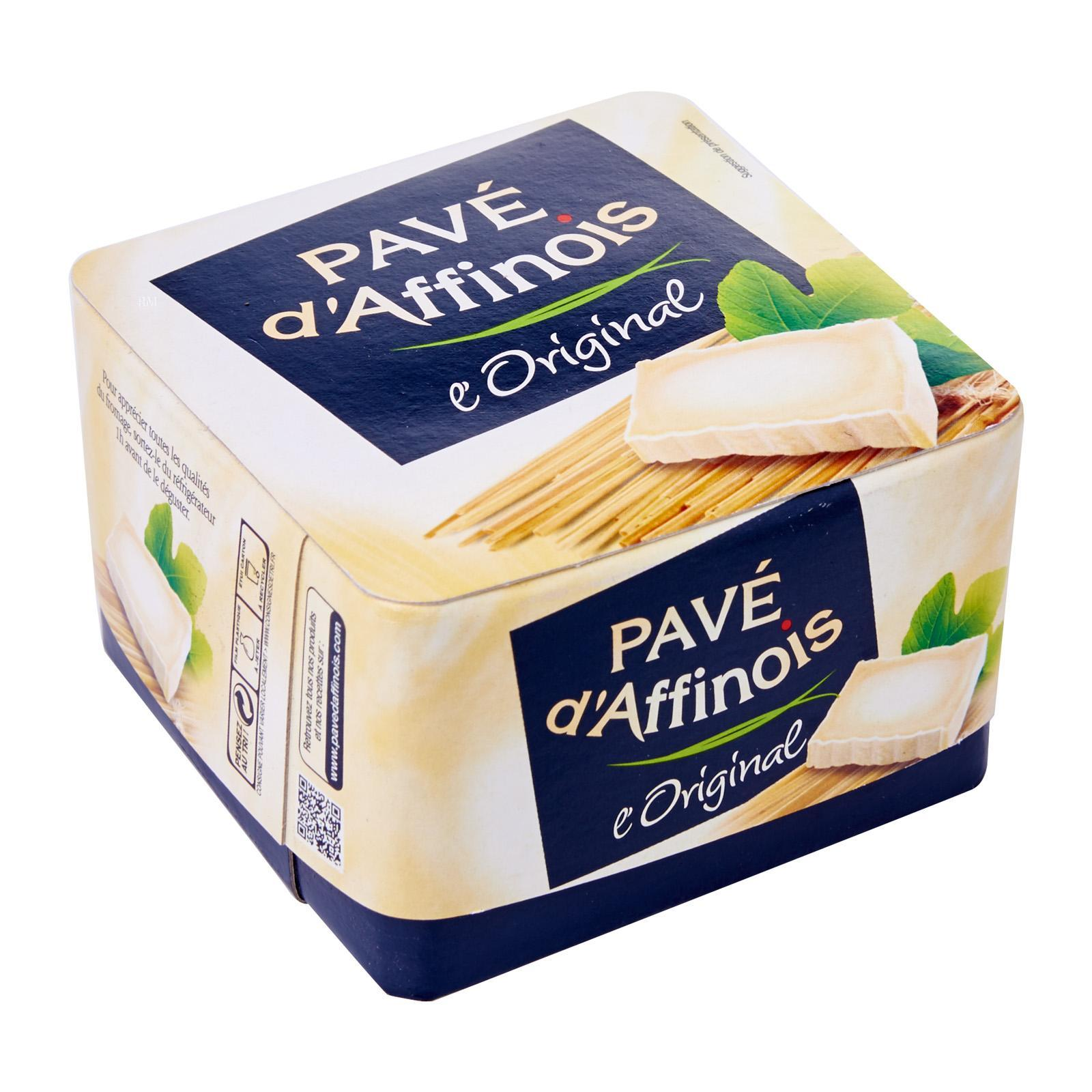 Pave Daffinois Soft French Cheese By Redmart.